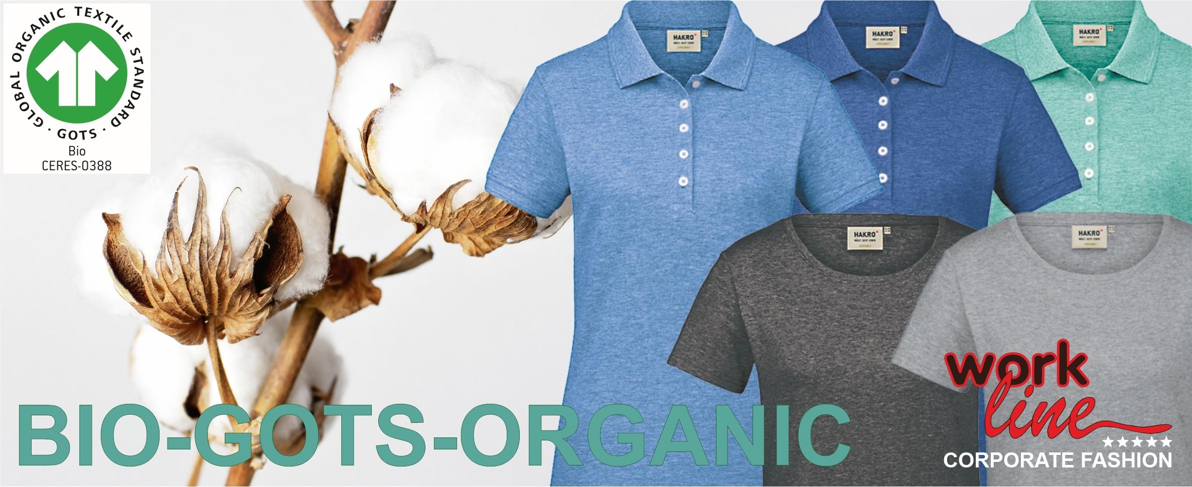 BIO / GOTS / ORGANIC