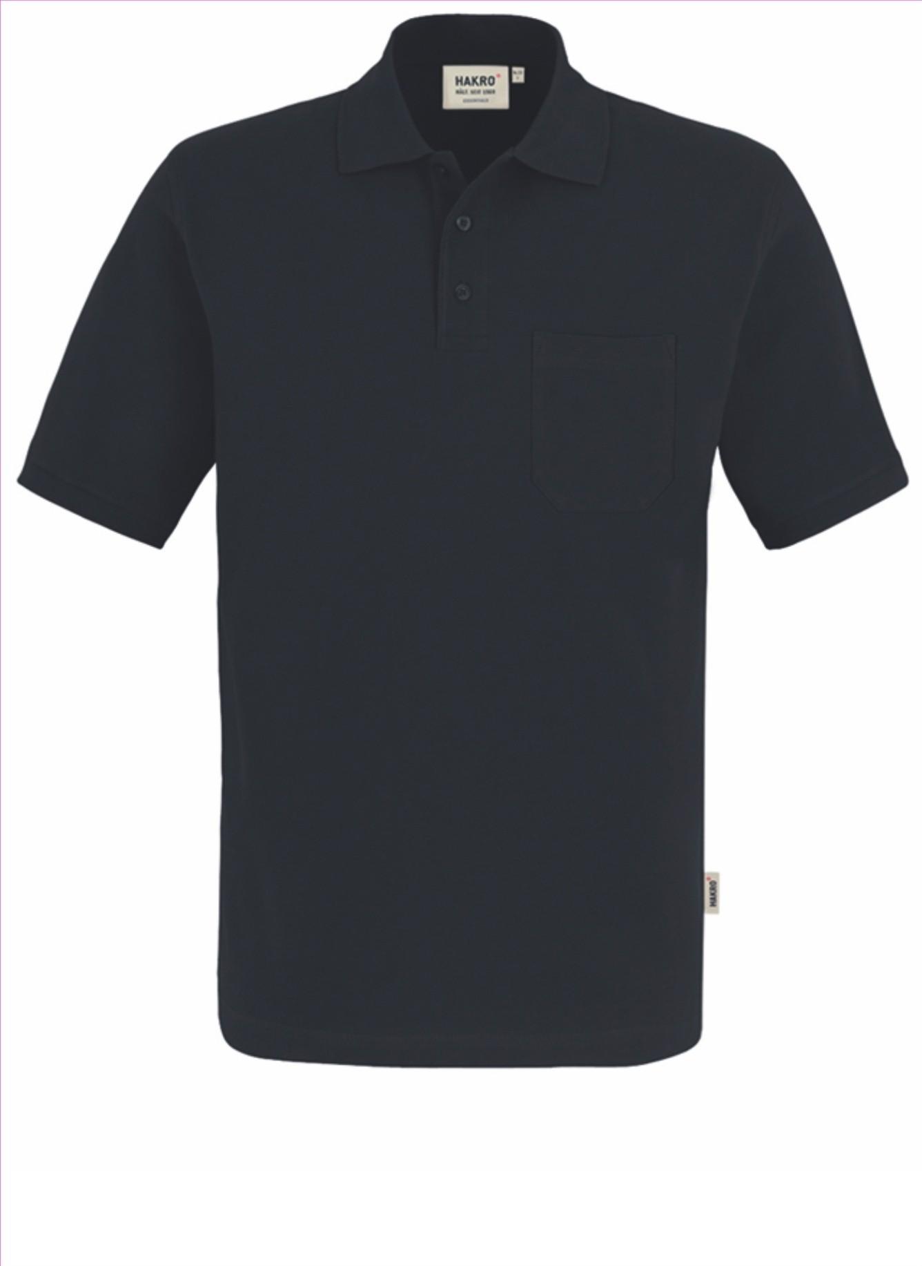 HAKRO Poloshirt Top Herren