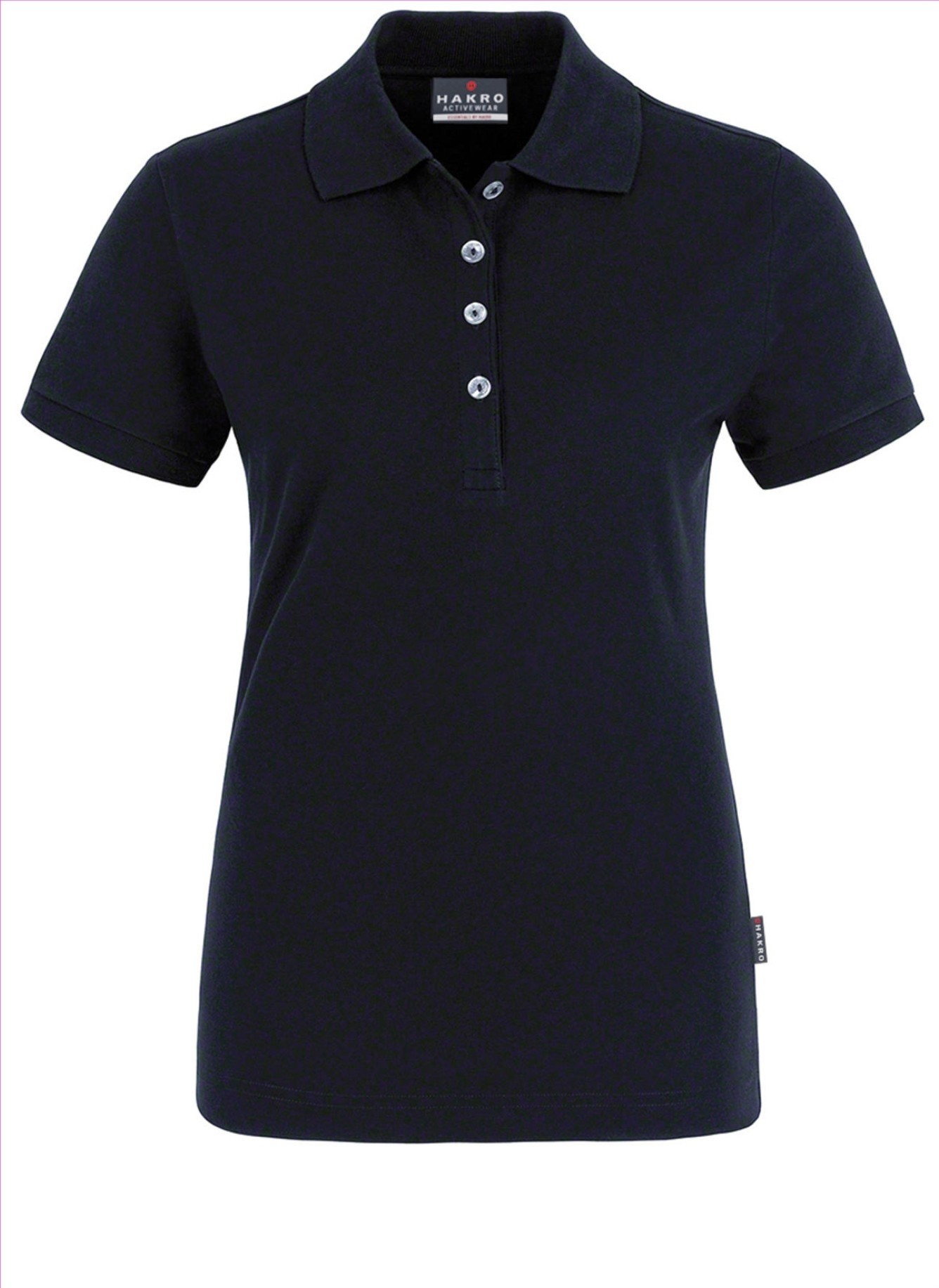 HAKRO Poloshirt Damen