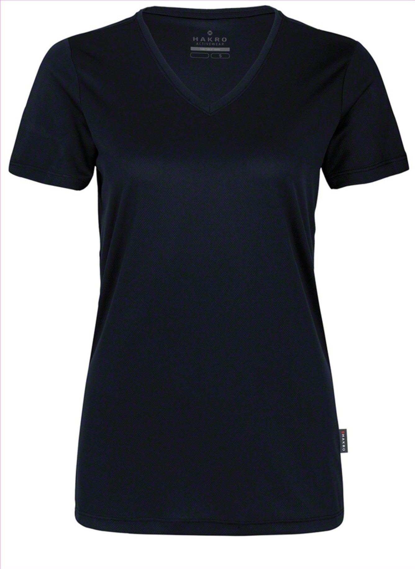 HAKRO T-Shirt Coolmax Damen