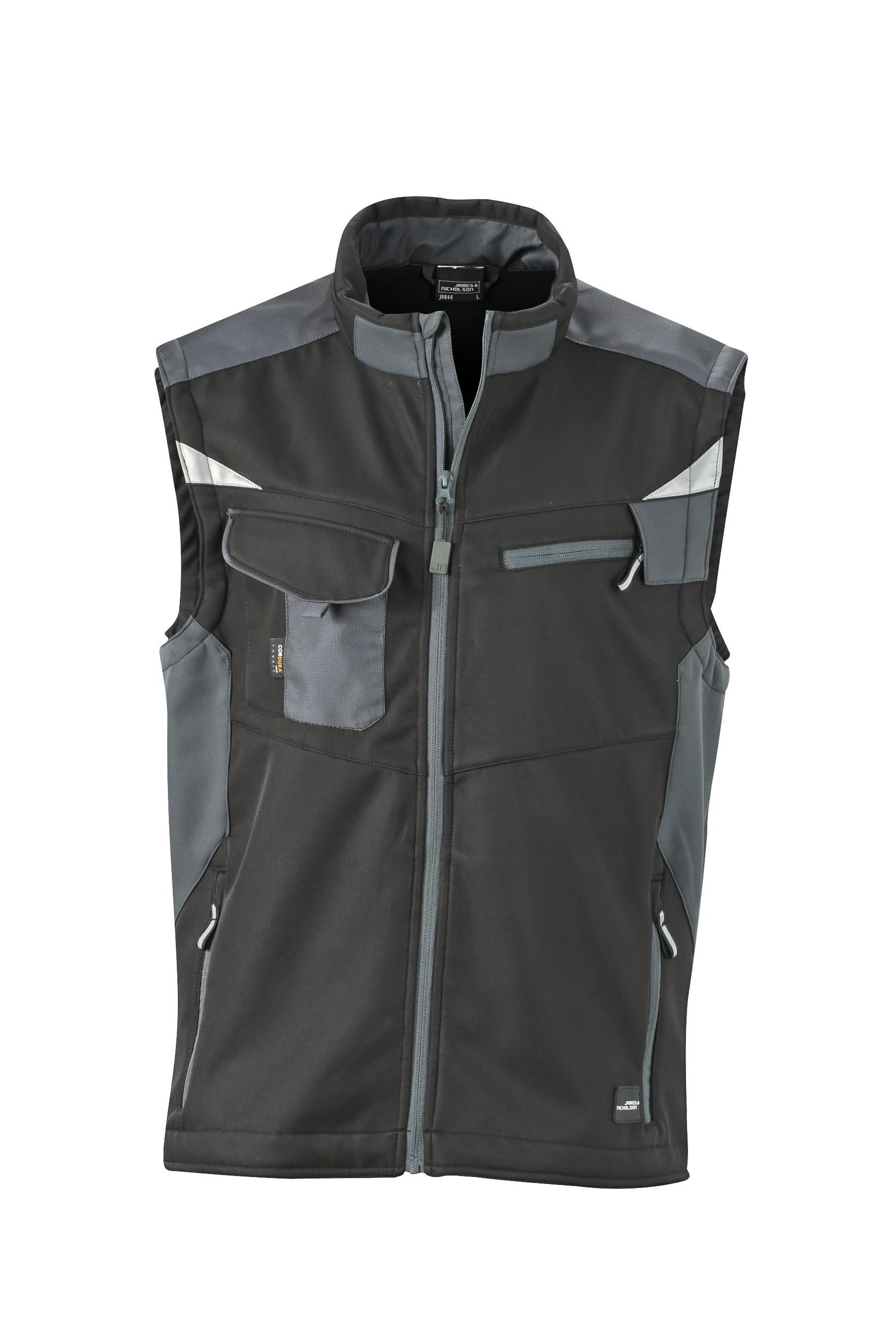 JN Softshellweste Workwear Unisex