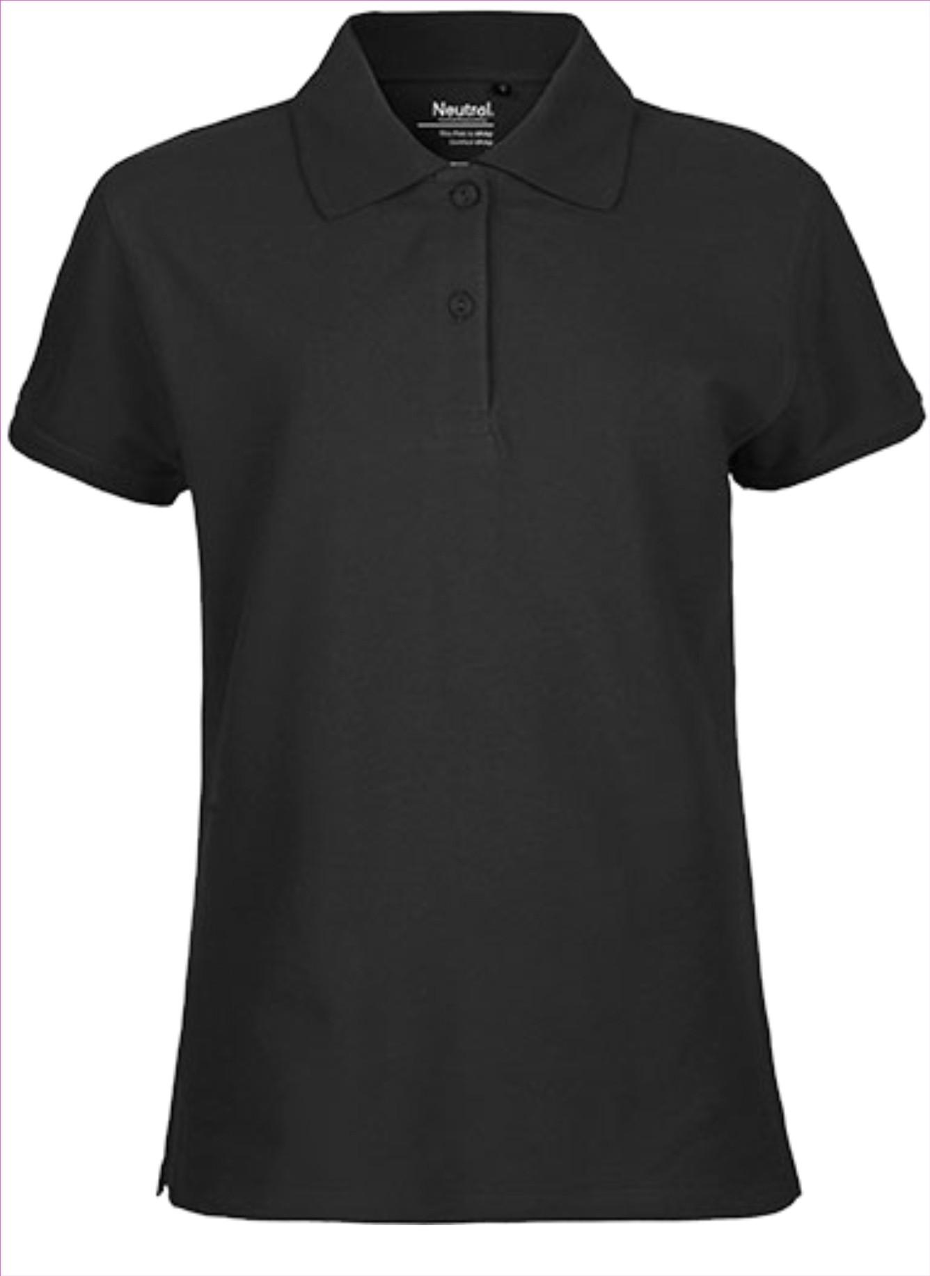 Neutral Poloshirt GOTS Damen