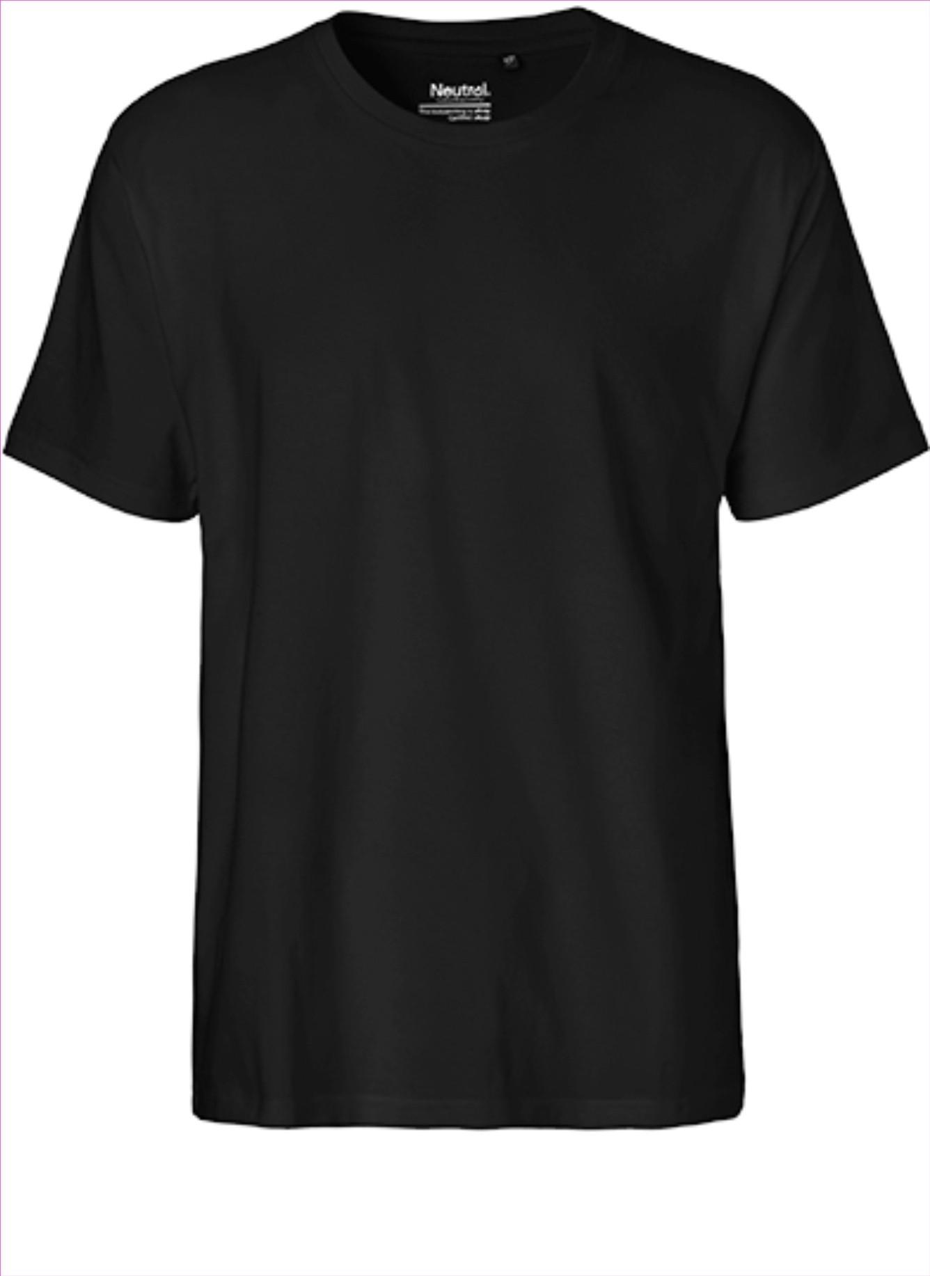 Neutral T-Shirt GOTS Herren
