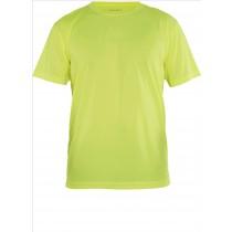 Blakläder T-Shirt 3525 1043 in grau melange