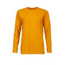 T-Shirt, Langarm  55/45 BW/PES