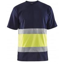 Blakläder High Vis T-Shirt Herren