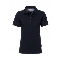 Damen Poloshirt Cotton-Tec