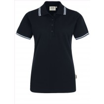 HAKRO Poloshirt Twin-Stripe Damen