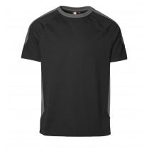 T-Shirt mit Kontrast, unisex