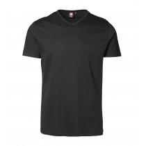 ID Herren V-Shirt, körpernah