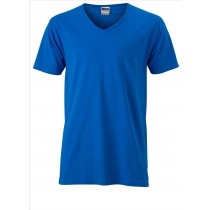 JN Herren V-Shirt Slim Fit