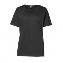Damen T-Shirt, runder Halsausschnitt