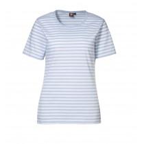 Damen T-Shirt, gestreift