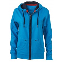 JN Damen Sweatjacke Urban