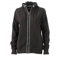 JN Damen Sweatjacke Hooded Jacket