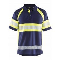 Blakläder High Vis UV-Poloshirt Herren