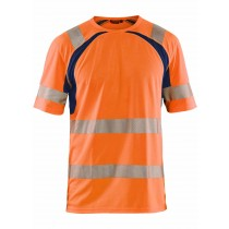 Blakläder High Vis UV-T-Shirt Herren