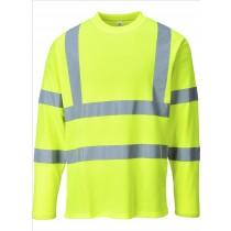 PORTWEST Warnschutz-Shirt Langarm