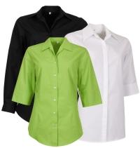 Servicebluse schwarz apfelgrün weiss online bestellen kaufen online shop workline
