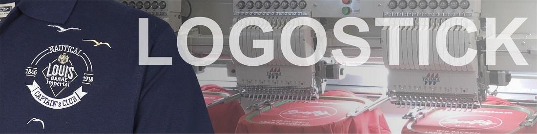 Berufsbekleidung Logostick