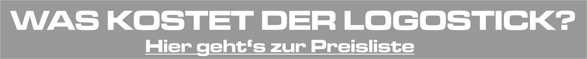 Preise Logo Einstickung