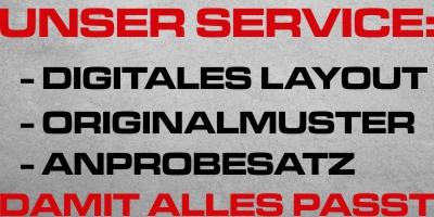 Jacken unser Service