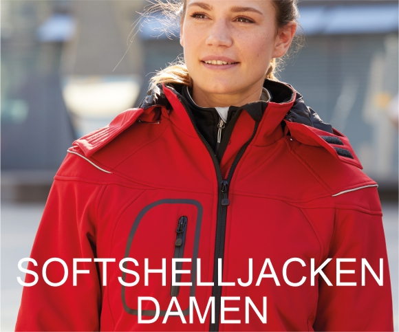 Jacken Damen Softshell