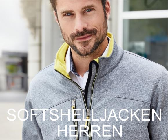 Herren Softshell Jacken