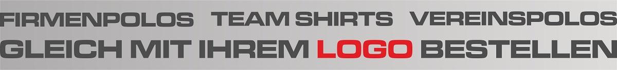 Firmenpoloshirts Teamshirts Vereinspolos