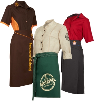 Arbeitsbekleidung Schürzen