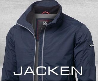 Jacken für Spedition mit Logo