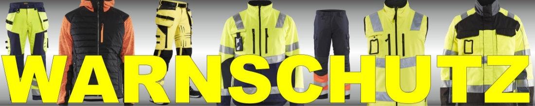 Warnschutz Weste Jacke mit Logo